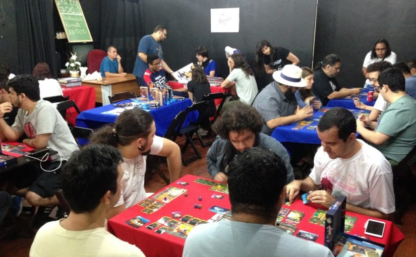 Lançamento do Anime Saga na Game Of Boards