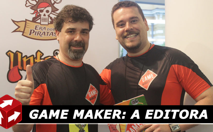 Entrevista: Game Maker no Diversão Offline 2017