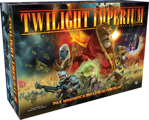 Twilight Imperium Fourth Edition é anunciado pela Fantasy Flight