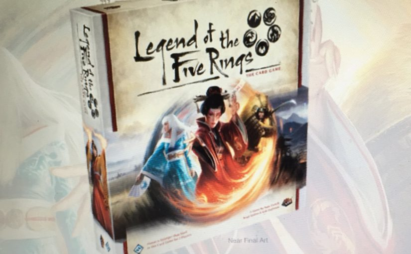 Rising Sun, Arcadia Quest Inferno, Legend of the Five Rings: as novidades da Galápagos Jogos