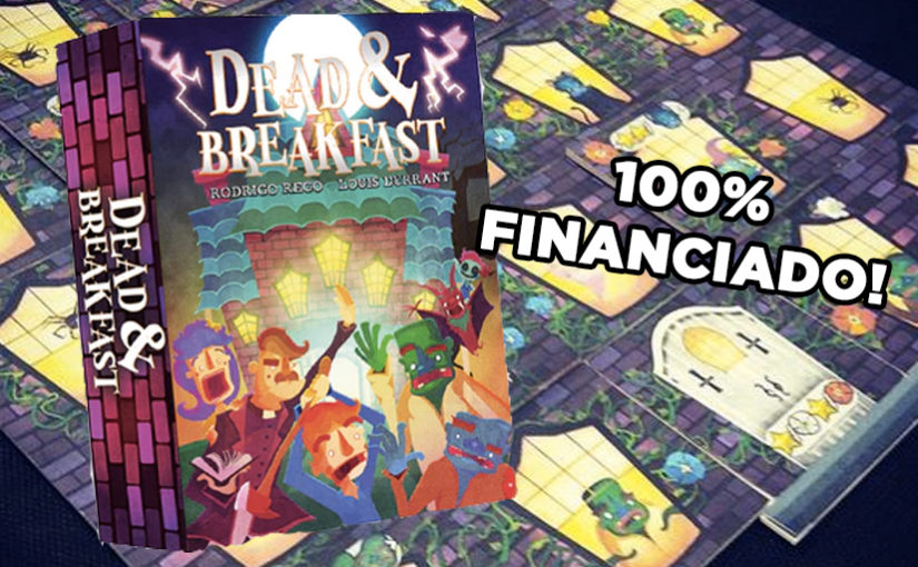 Dead & Breakfast: Financiado com sucesso no Kickstarter